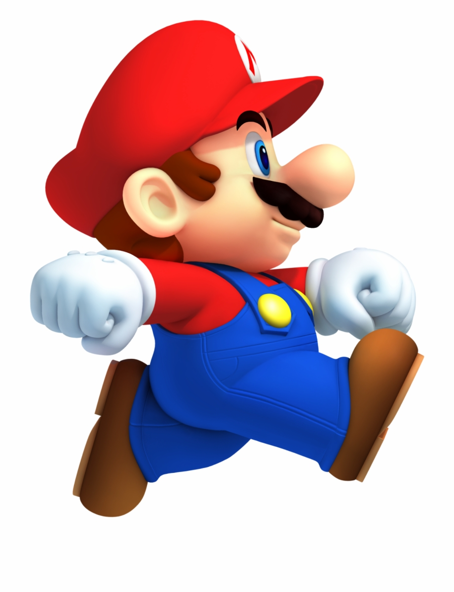 Characters Clipart Mario Brothers New Super Mario Bros