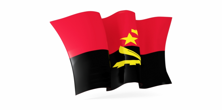 Angola Flag Icon Png Angola Flag Gif Png Transparent Png Download 10944 Vippng