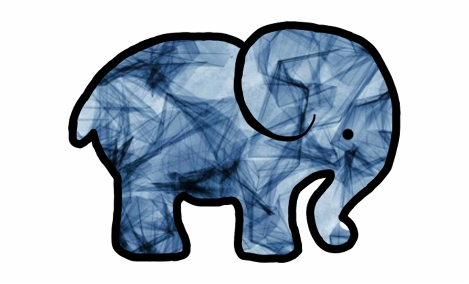 Tumblr Elephant Png Wallpaper Transparent Png Download 14013