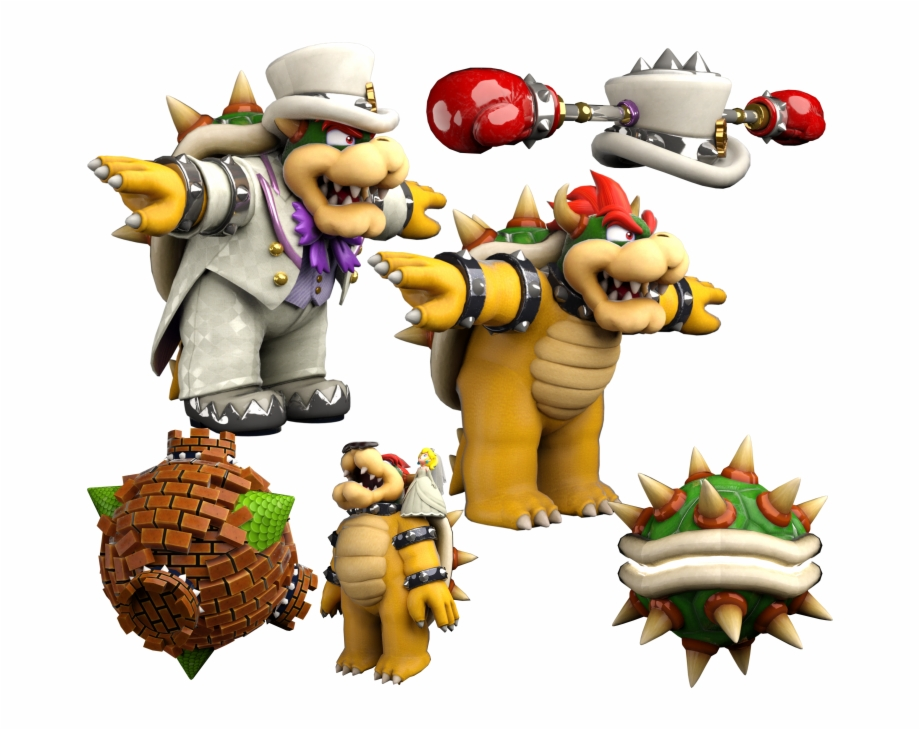 Download Zip Archive Super Mario Odyssey Bowser