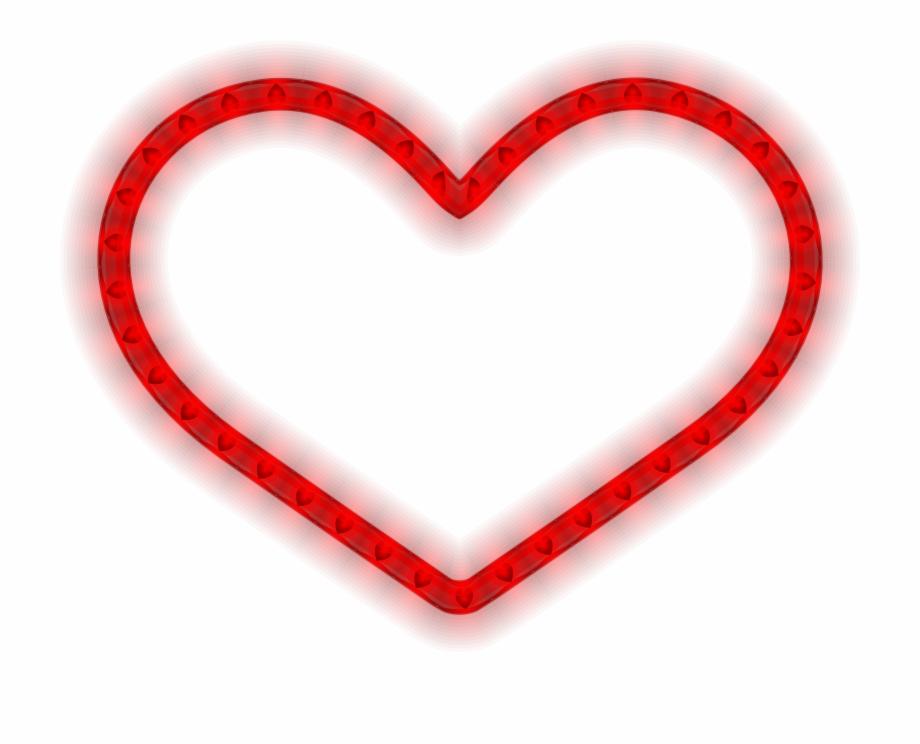 سكرابز قلب احمر Png
