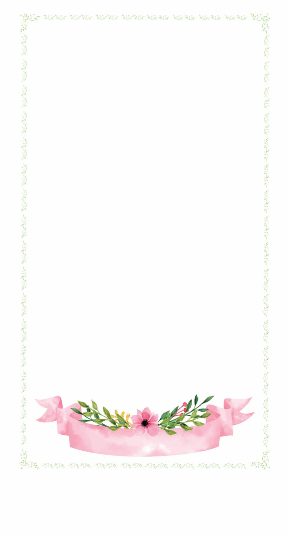 Snapchat Filters Clipart Floral Honeysuckle Transparent