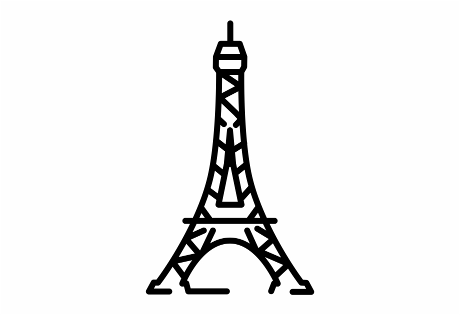 Luxury Hotel Paris Sacre Eiffel Tower Transparent Png Download 1011999 Vippng