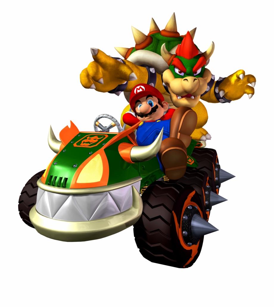 Double Dash Super Mario Bros Mario Kart Double Dash Mario And