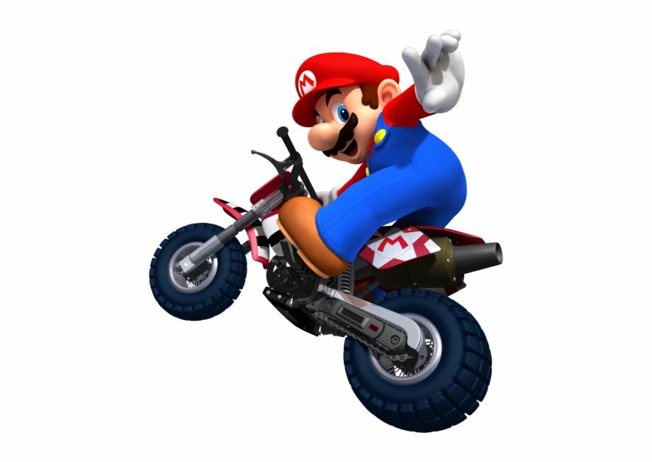 Download Png Mario Kart Wii Transparent Png Download 1015551