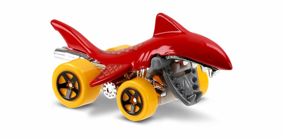 hot wheels shark