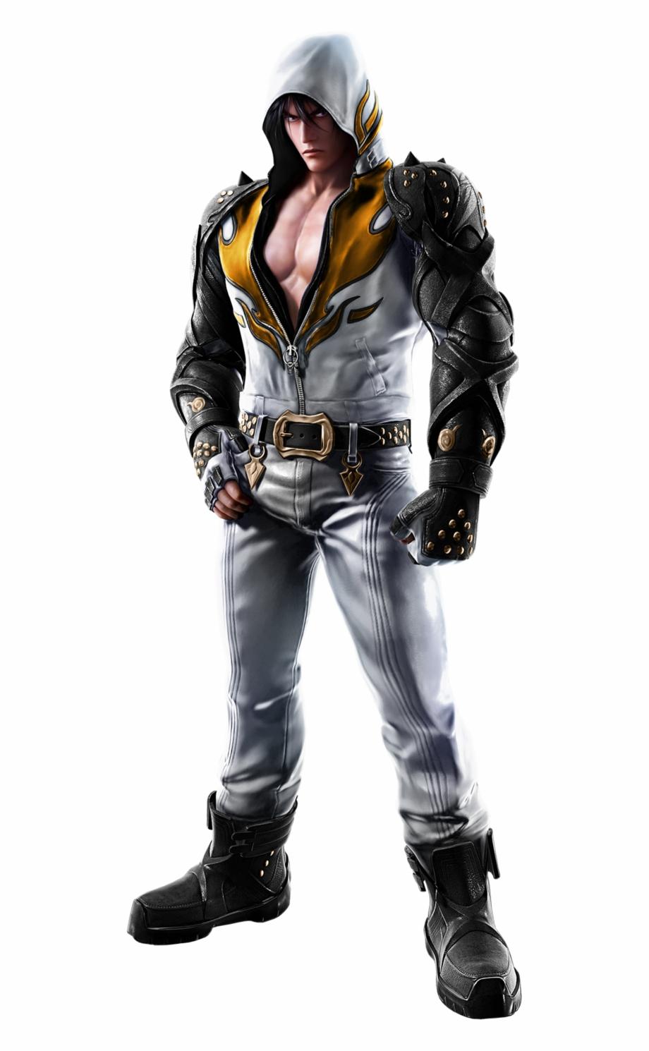 Jin Tekken 7 Png Transparent Png Download 1023602 Vippng