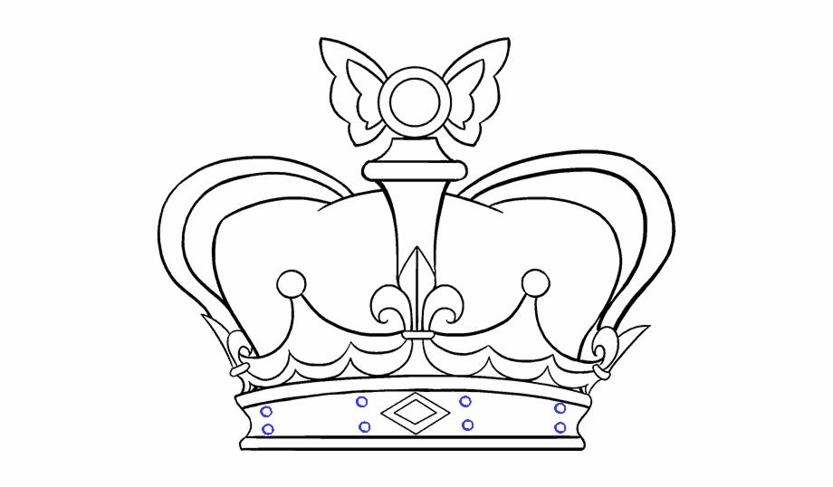 20 Fantastic Ideas Queen Crown Drawing Simple