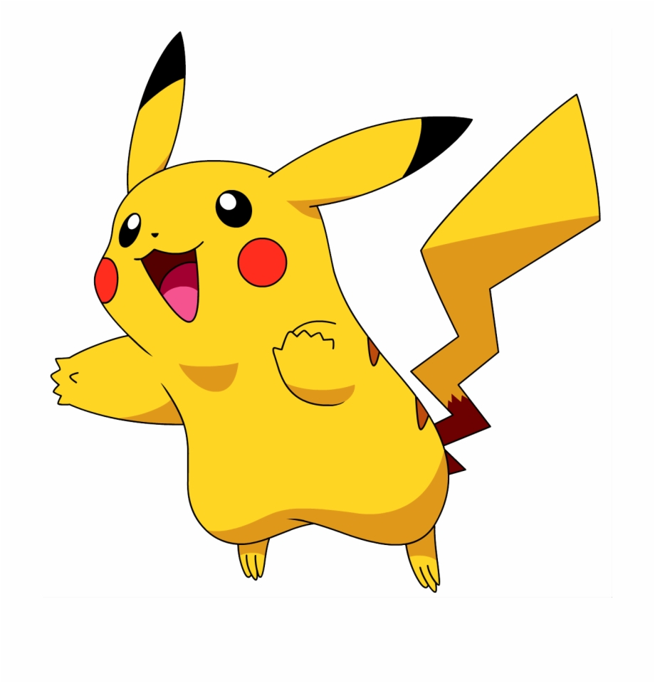 Pokemon Pikachu Png Transparent Png Download 1060390 Vippng