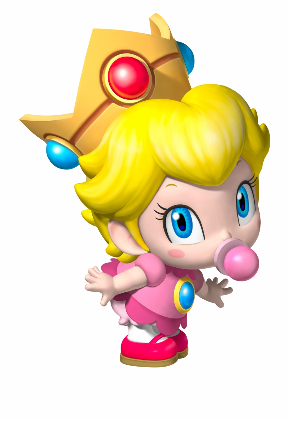 Mario Kart For Mario Kart Wii What Small Character Baby Peach