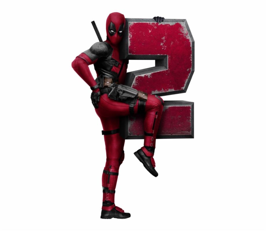 Deadpool 2 Logo Png Pics