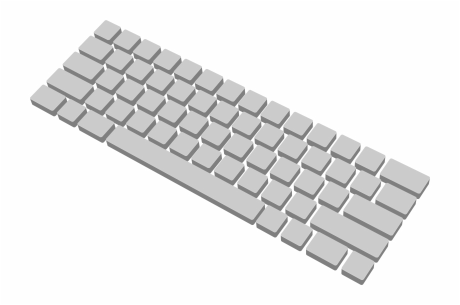 Transparent Keyboard Keys Computer Keyboard Vector Png Transparent Png Download 1112075 Vippng