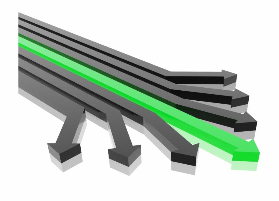 Arrow Png Royalty-free Image - 3d Arrows | Transparent PNG