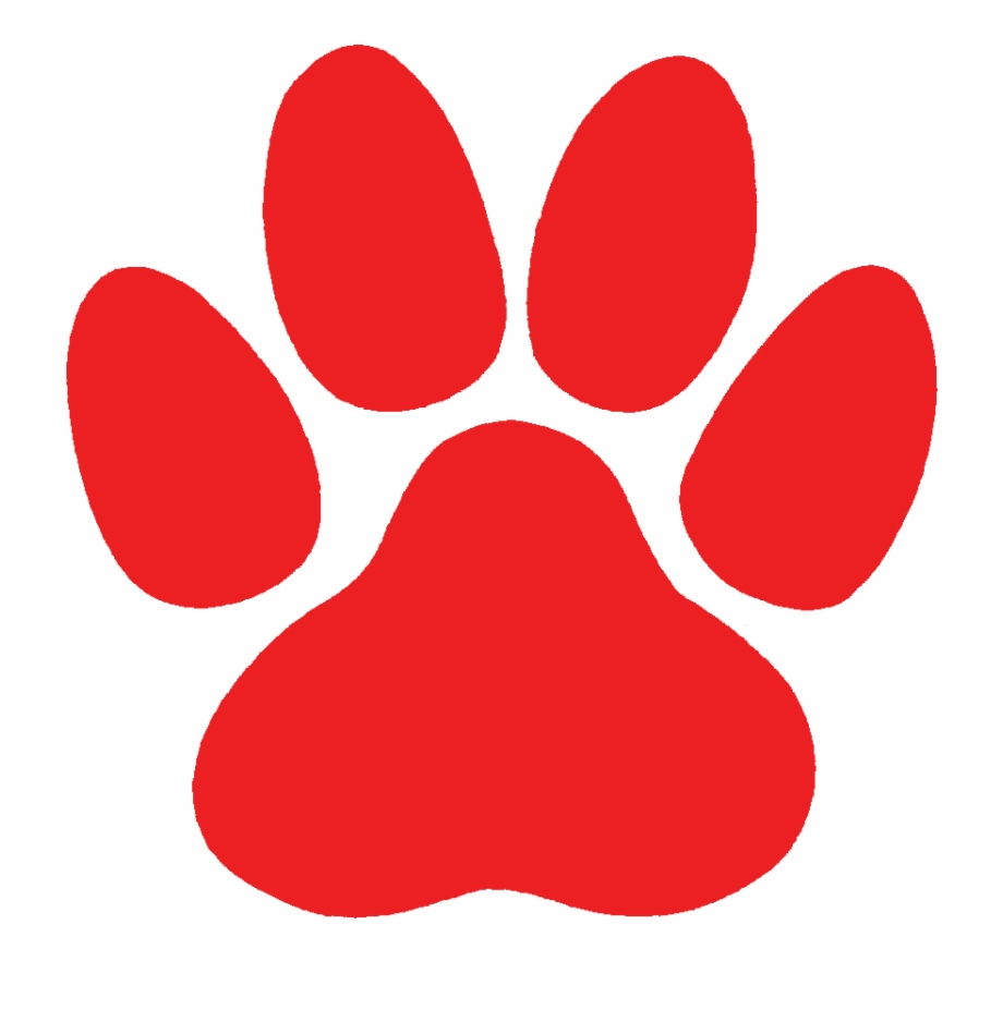 Red Paw With Transparent Background Dog Paw Print Transparent Png Download 1136140 Vippng Download now for free this dog paw print transparent png picture with no background. transparent background dog paw print