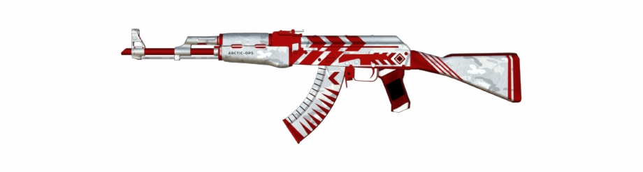 Steam Image - Ak 47 New Cs Go | Transparent PNG Download