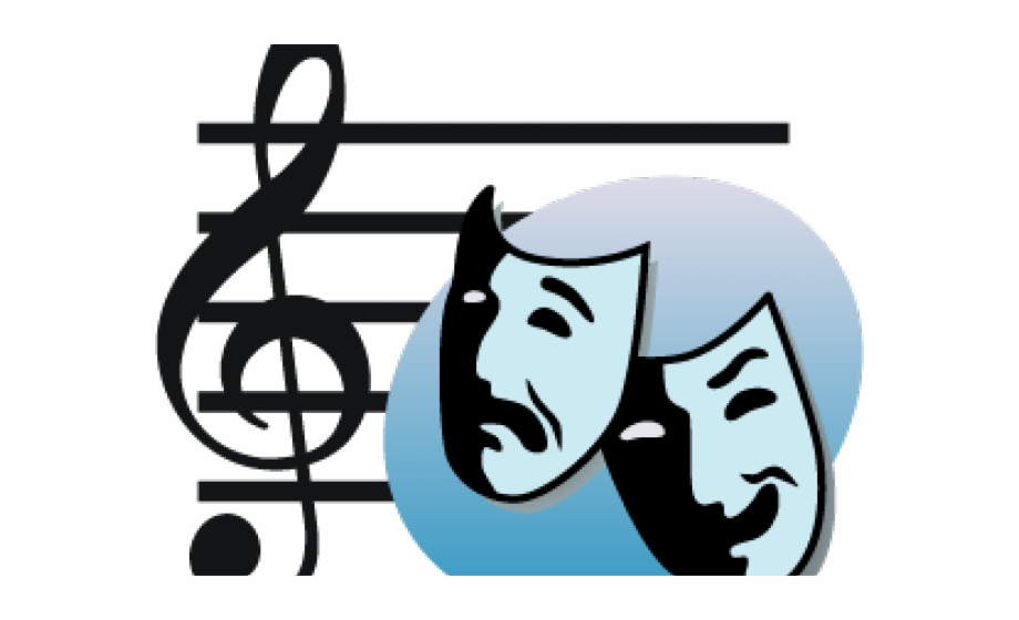 Mirror Clipart Drama Clip Art Musical Theater Transparent Png Download 1161402 Vippng