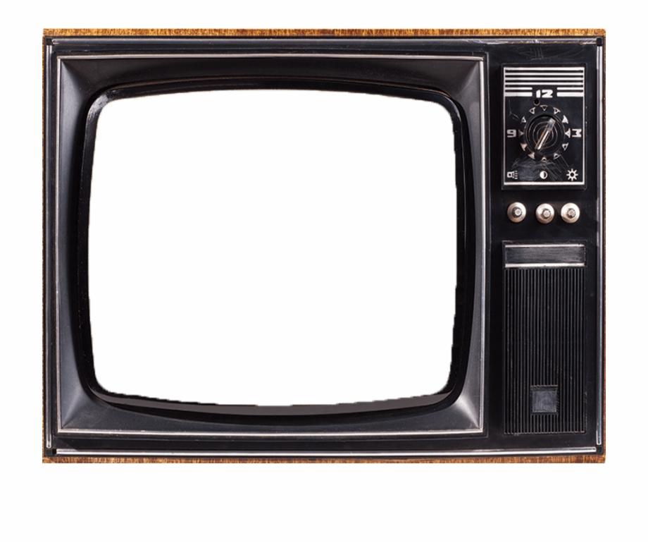 Old Tv Webcam Overlay   Transparent PNG Download #1168519