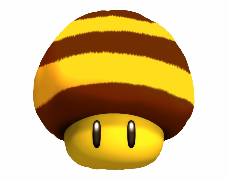 Mario Mariogalaxy Bee Mushroom Freetoedit Super Mario