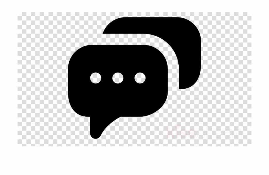 Speech Bubble White Png Icon Clipart Computer Icons Facebook Messenger Icon Transparent Transparent Png Download 1191928 Vippng