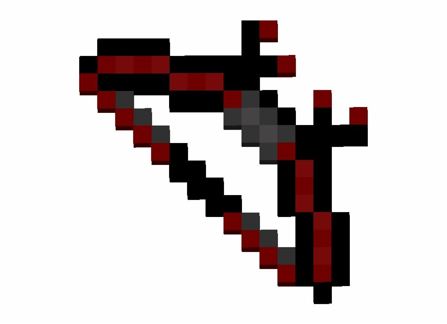 Minecraft Bow Png Pixel Art Logo Adidas Transparent Png