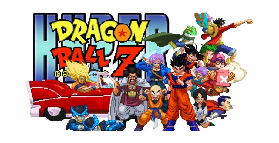Hyper Dragon Ball Z Dragon Ball Transparent Png Download