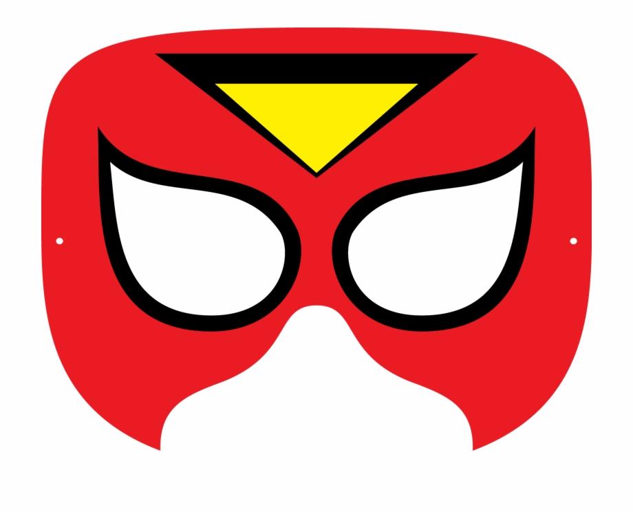 Free Printable Halloween Masks Fun Masks For Kids Including Super Hero Masks Png Transparent Png Download 1225373 Vippng