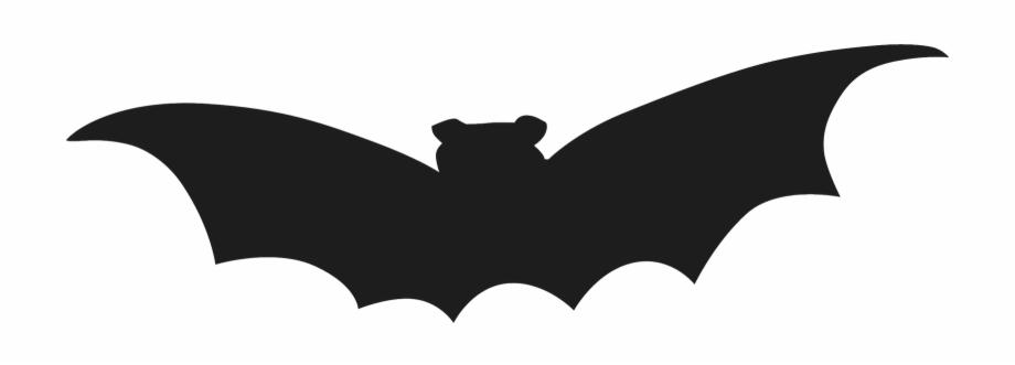 Halloween Bat Silhouette Template 96110 Printable Halloween