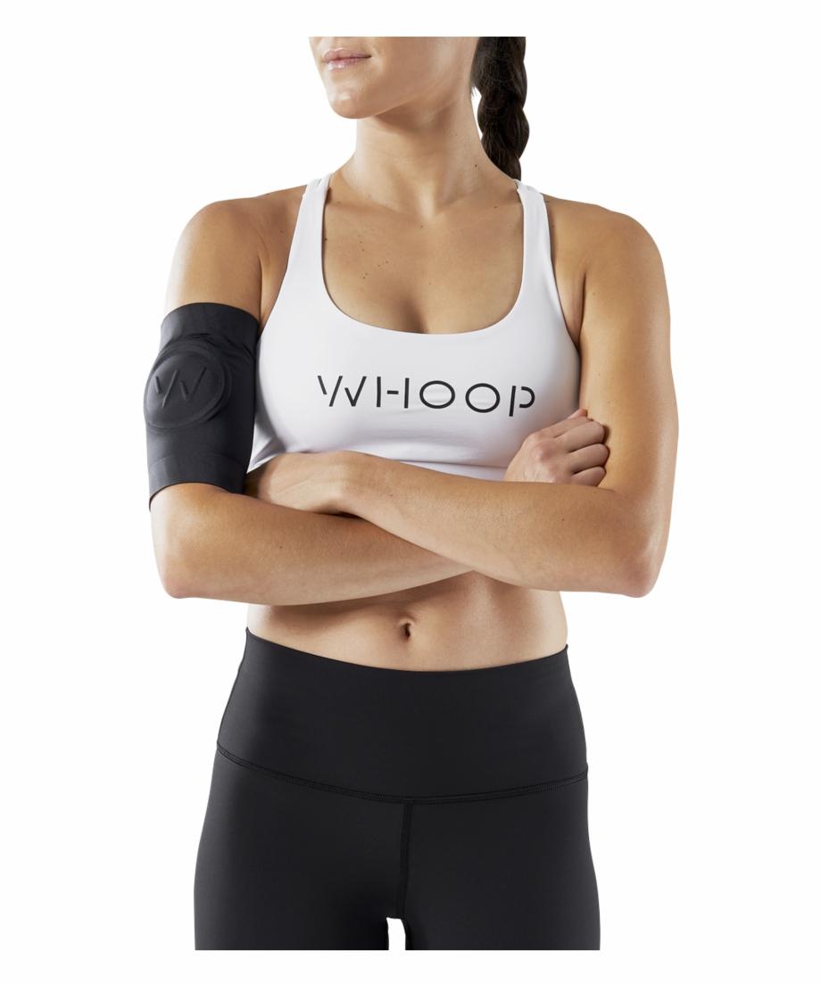 Whoop Impact Series Upper Arm Sleeve Whoop Bicep Band