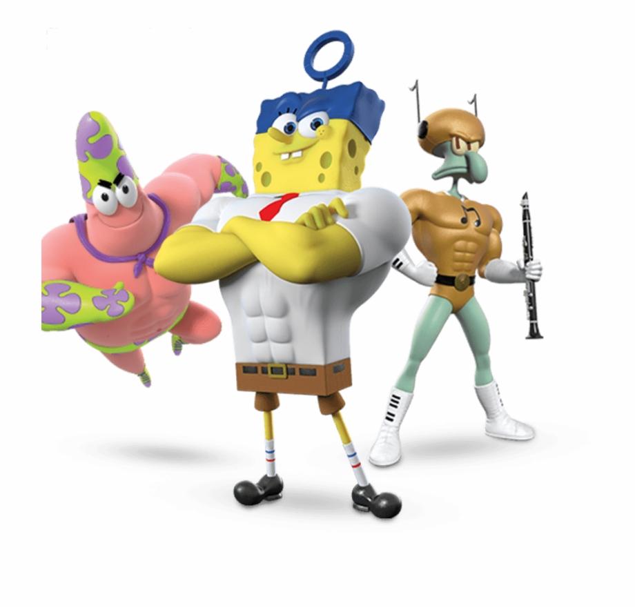 Spongebob Squarepants Movie Sponge