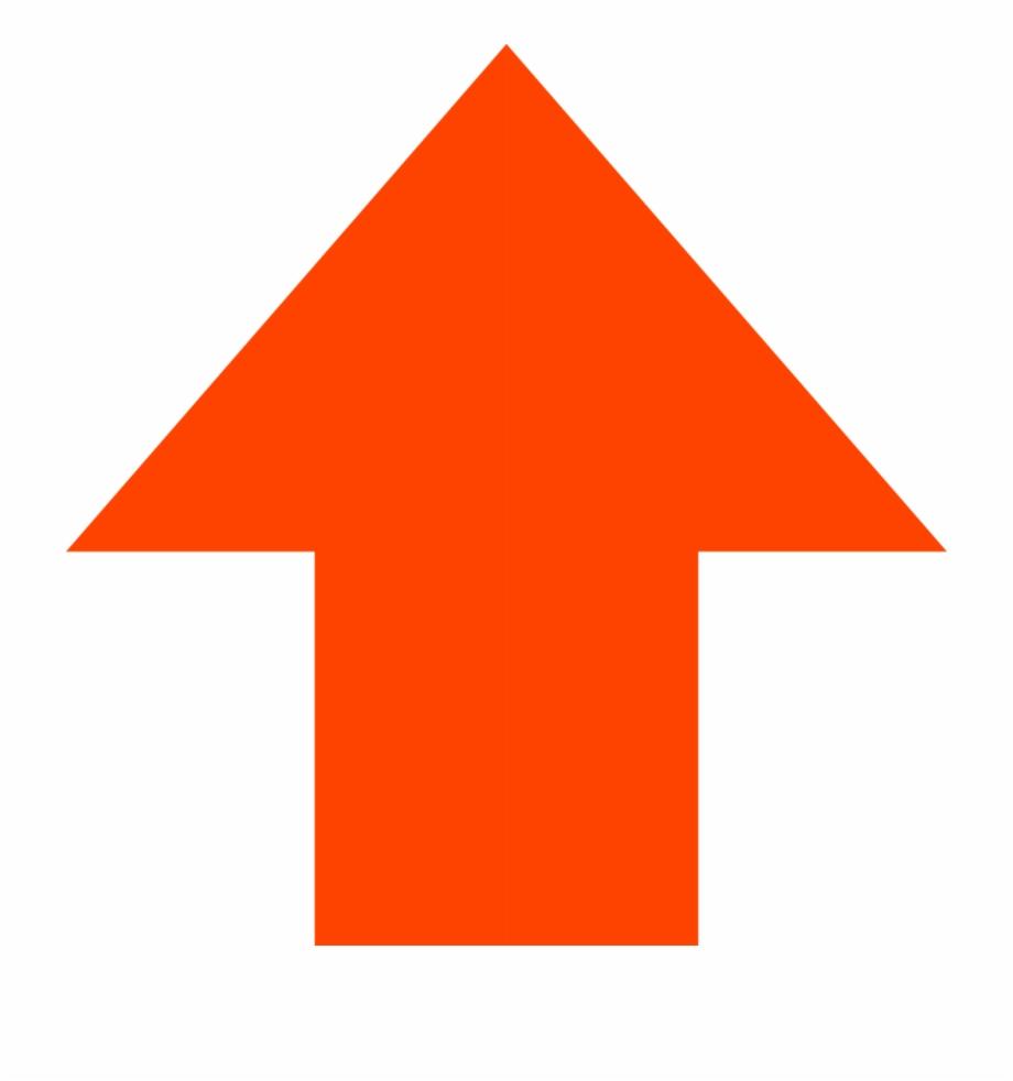 Upvote Discord Emoji - Reddit Upvote Orange | Transparent