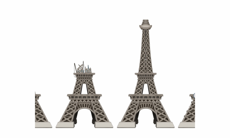 Eiffel Tower Png Transparent Images Ejfeleva Bashnya Dxf Skachat Transparent Png Download 1322959 Vippng