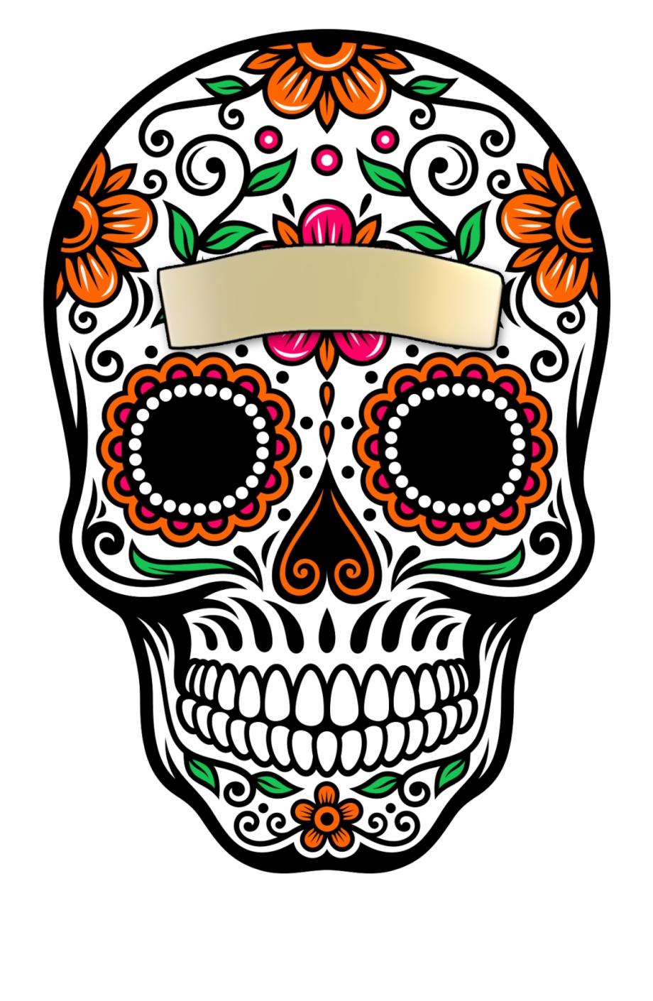 Skull La Calavera Catrina Dead Paper Of Clipart Day Of The