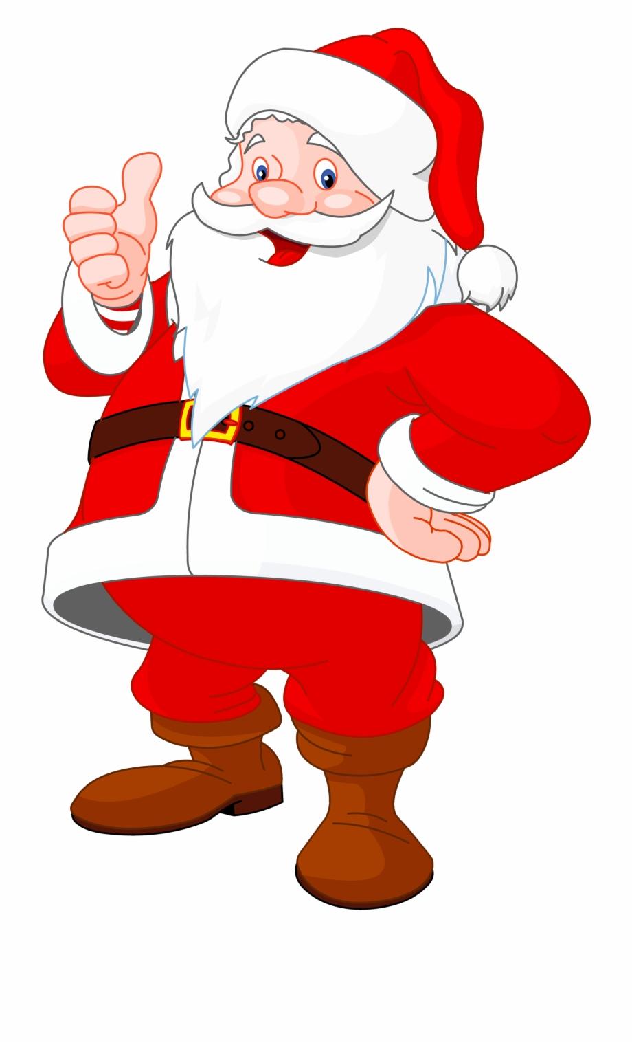 Christmas Hat Cartoon Transparent.Santa Claus Clipart Png Free Download Santa Claus