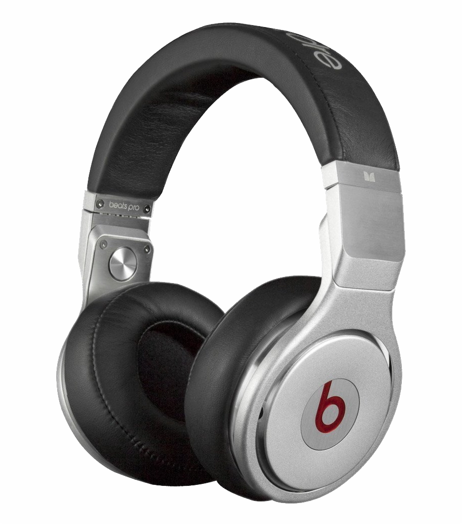 Black Headphone Png Photo Beats By Dr Dre Pro Transparent Png Download 147582 Vippng