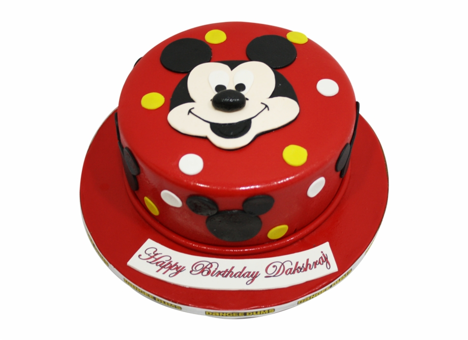 Superb Mickey Mouse Cake Mickey Mouse Cake Design For Kids Personalised Birthday Cards Paralily Jamesorg