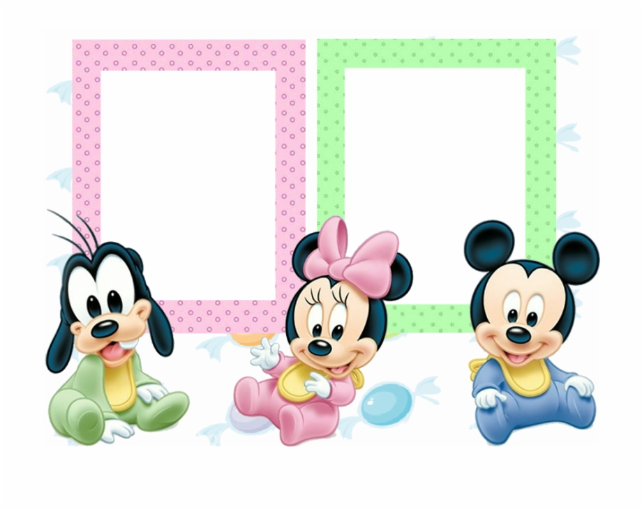 More Pluto Disney Mickey Minnie Goofy Baby Transparent Png Download 1447071 Vippng