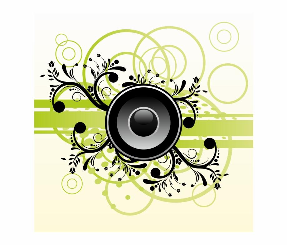 ヘッドホン 音楽 イラスト かっこいい Transparent Png Download Vippng