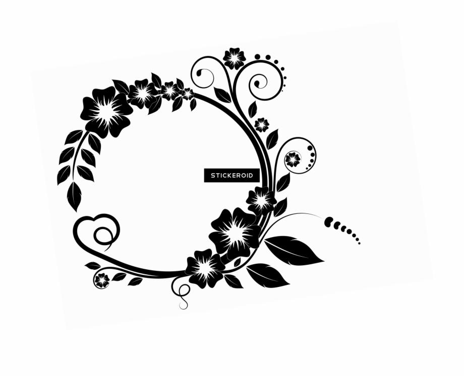Wedding Clipart Black And White Border Border Clipart Border ...   Clip art  borders, Clip art freebies, Doodle frames