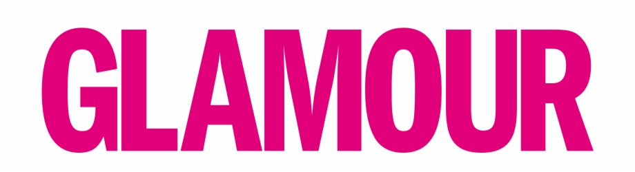 File - Glamour-logo - Svg - Glamour Magazine Logo Png | Transparent PNG Download #1473874 - Vippng