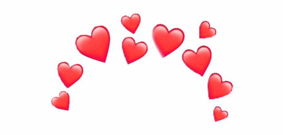 149 1498819 red broken heart emoji shortcut transparent purple heart