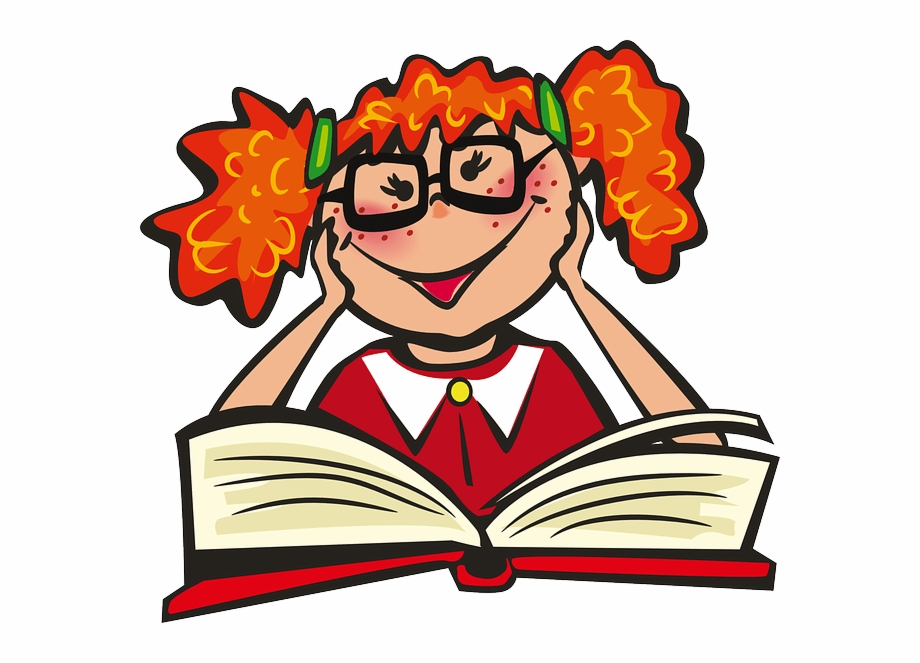 Clipart Read A Book Clipart Read Books Clipart Png