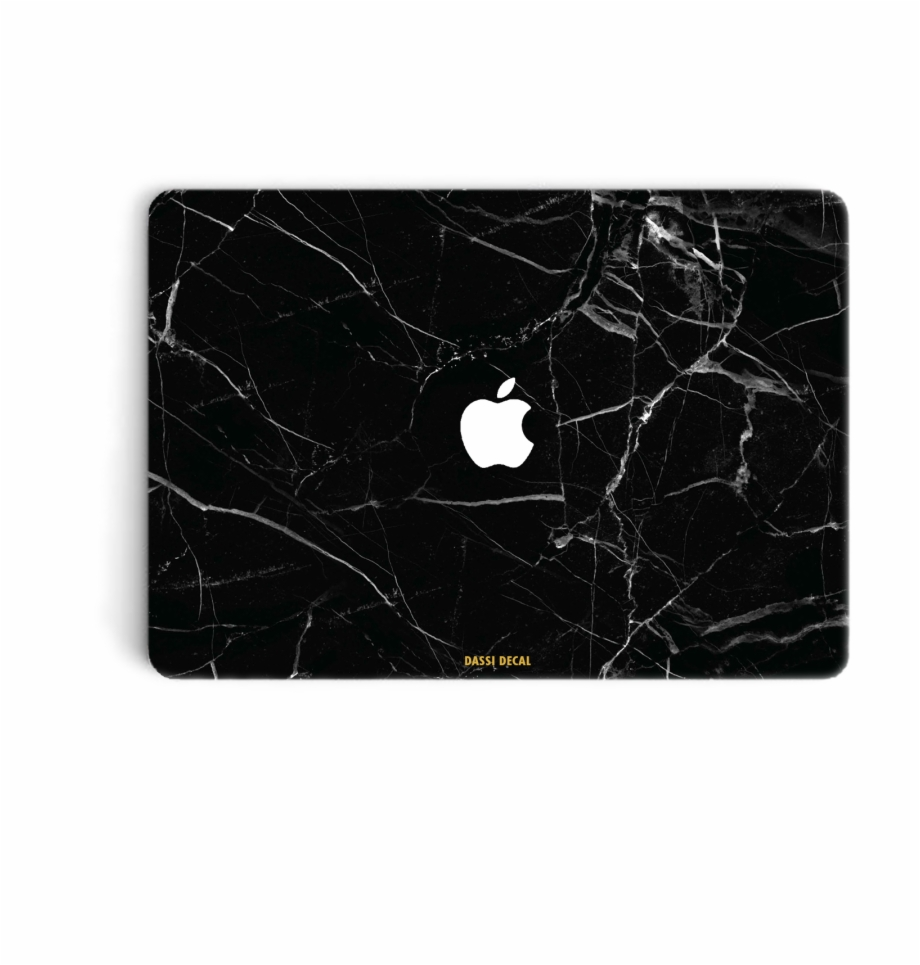 Black Marble Macbook Skin Aesthetic Desktop Wallpaper Tumblr Hd