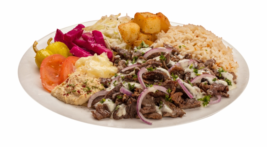 Beef Shawarma - Chawarma Plat Png | Transparent PNG Download #1509923 -  Vippng