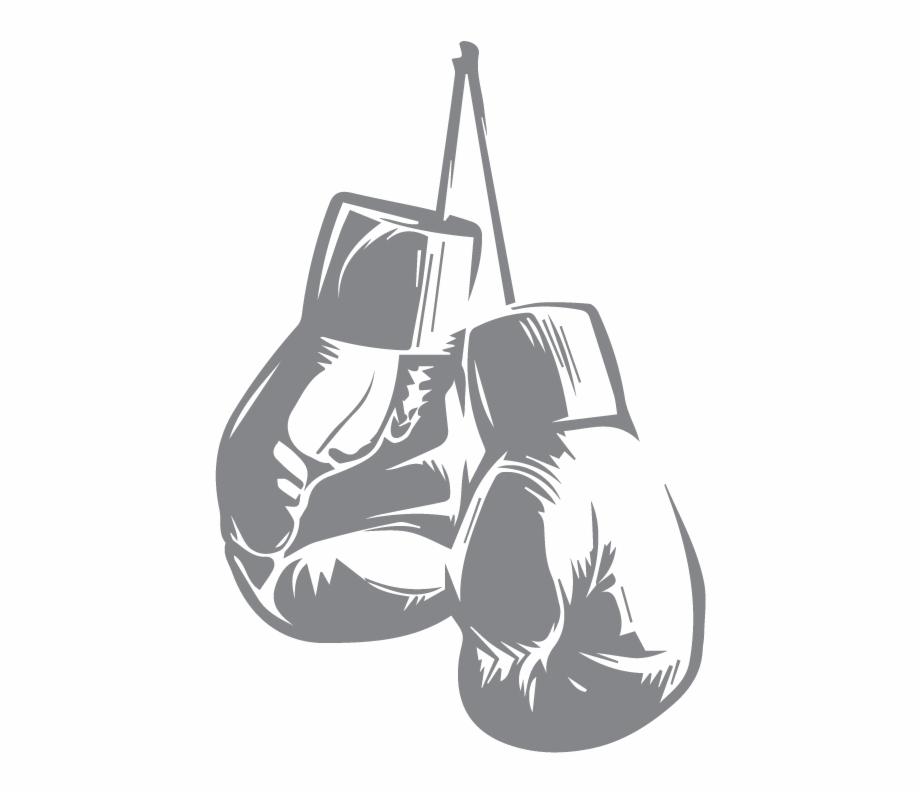 Equipamiento De Ultima Generacion Guantes De Boxeo Dibujo