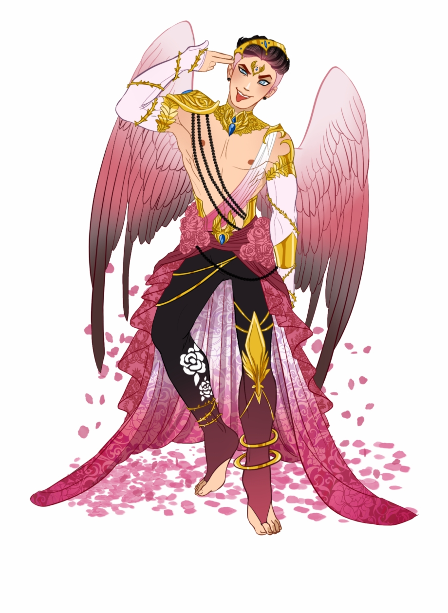 Romeo V Cupid Ever After High Fanart