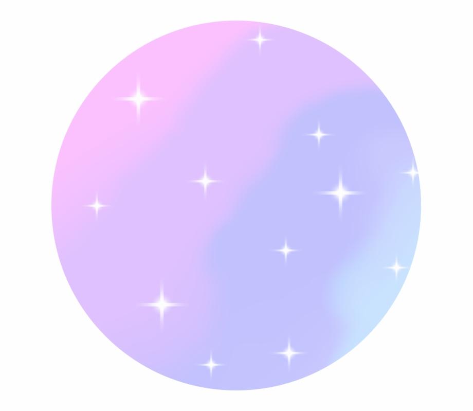 157 1572774 space galaxy kawaii pastel stars circle background circle