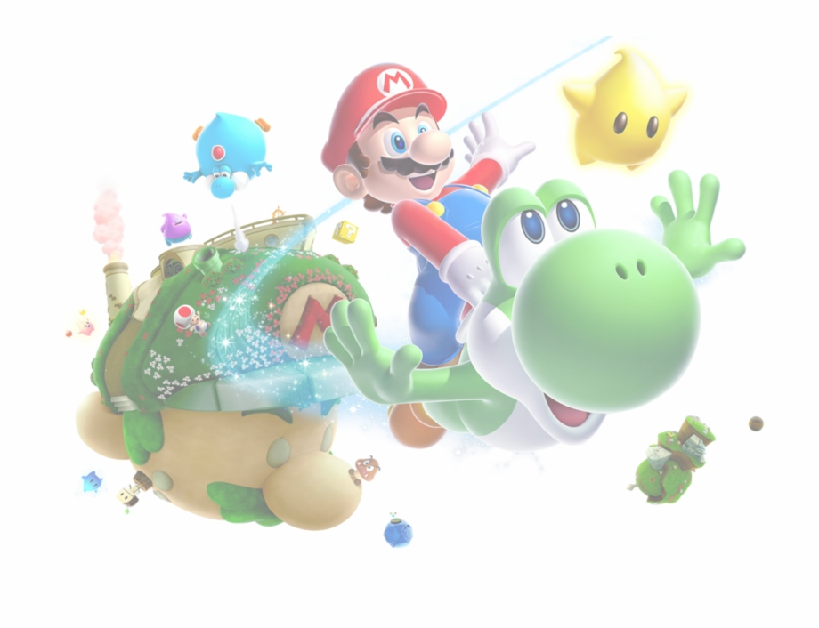 Super Mario Galaxy 2 Png Png Download Super Mario Galaxy