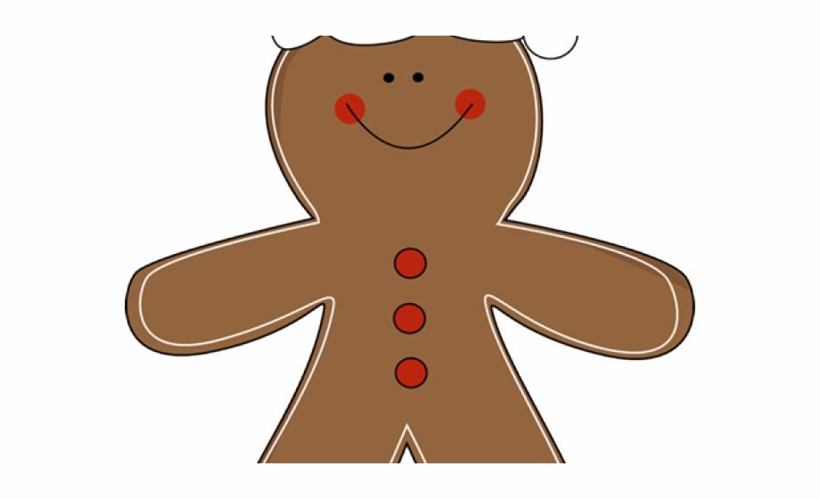 Gingerbread Clipart Transparent Background Biscuit De Noel Png Transparent Png Download 1620919 Vippng