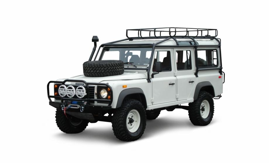 Land Rover Defender - Jeep Land Rover Defender | Transparent PNG ...
