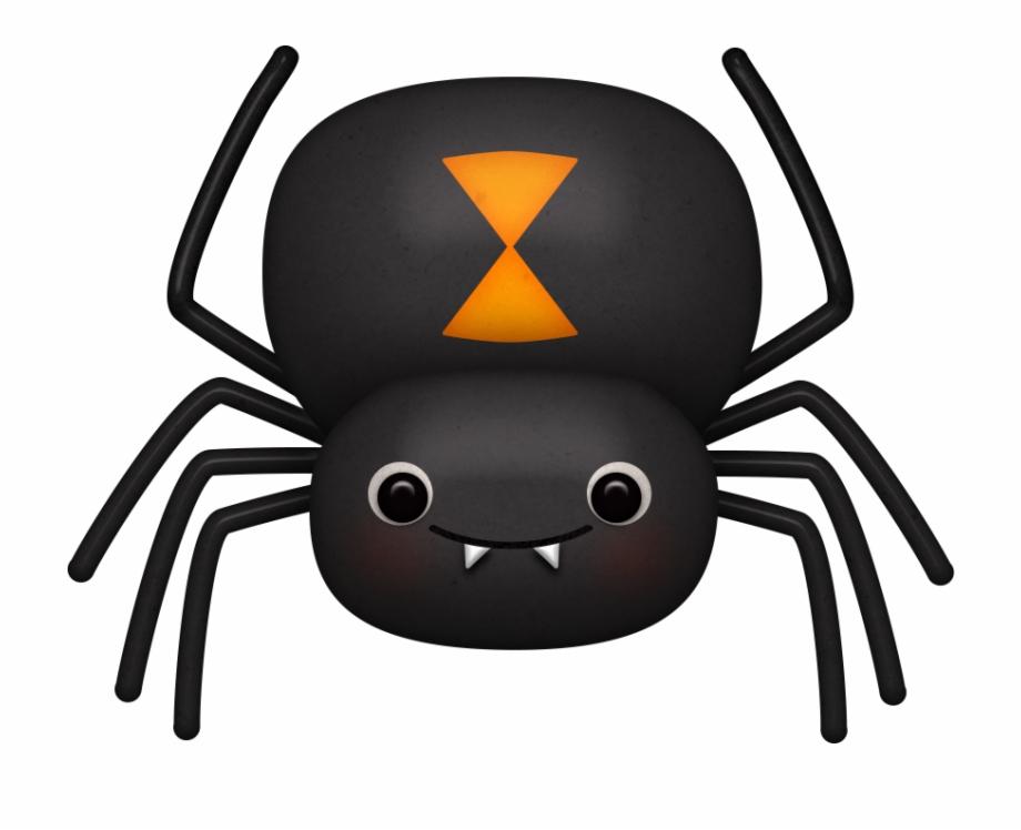 Halloween Spider Clipart.Halloween Spider Spider Clipart Halloween Spider Insect Transparent Png Download 1627582 Vippng